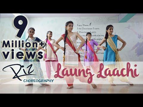 Laung Laachi | Neeru Bajwa | Bollyfolk | Dance Cover | Riz Choreography