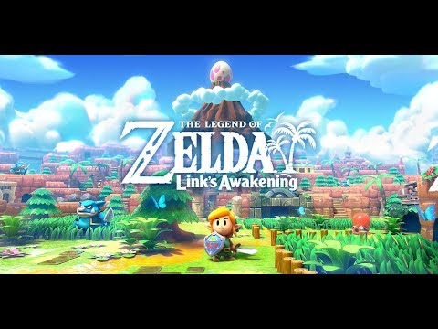 The Legend of Zelda: Link's Awakening Hands-On – Nostalgic much?