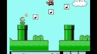 Super Mario Bros 3 - Mario Bros 3 , How I satart it to finish it in 12 minutes - User video