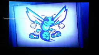 The Charlotte HORNETS Reveal Their New Logo | Do You Like It? | December 22, 2013 | NBA 2013-14