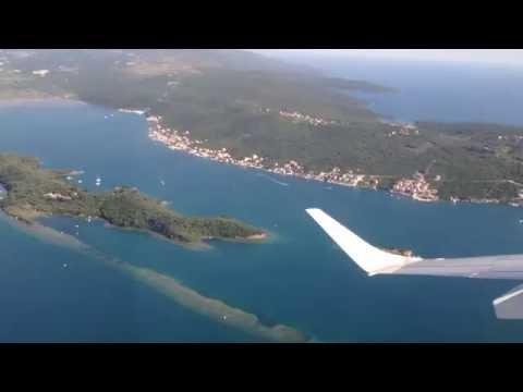 Shooting from the sky. Montenegro. Porto Montenegro