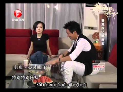 [Vietsub] 100818 Han Geng @ A Date With Lu Yu part 2 2/3