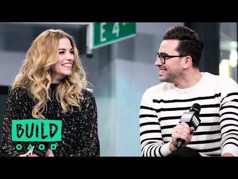 "Eugene Levy, Dan Levy, Catherine O'Hara And Annie Murphy Discuss Their Show, ""Schitt's Creek"""