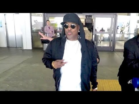 Charlie WIlson On Working With Kanye West -