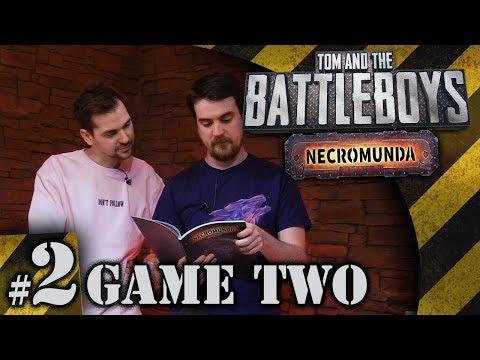 BATTLEBOYS - Necromunda #5 - The Grenade to Pit Play