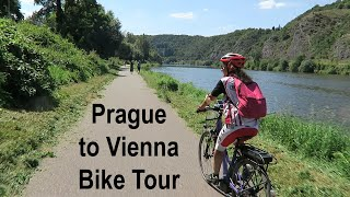 Prague to Vienna Bike Tour with Brewery Visit!