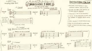 Baudelaire's Body - Stethoscope Music