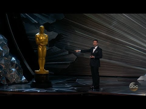 Jimmy Kimmel's Oscars Monologue 2018