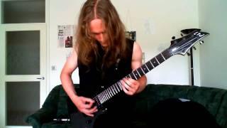 Gloria Morti - Redemption (guitar cover)