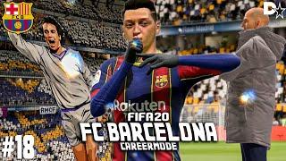 Fifa 20 fc barcelona career mode #18 ...