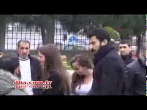 The Team Of Karadayi  Farewell To Ece Su Yilmaz