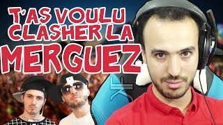 LE BLED'ART - T'AS VOULU CLASHER LA MERGUEZ (REMIX)