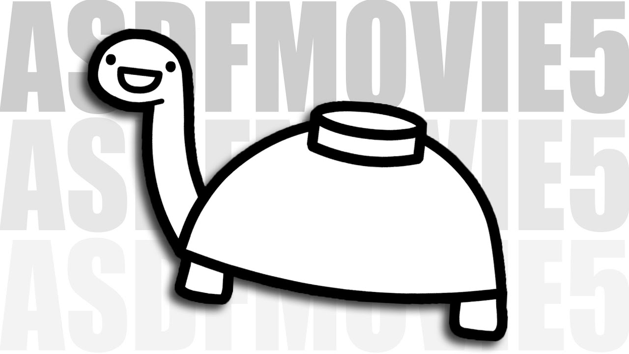Asdf Movie 11: Asdfmovie5