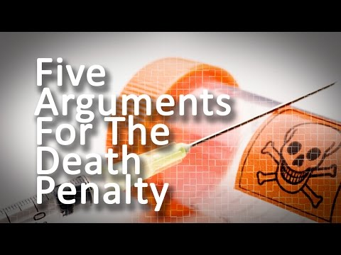 Видео Death penalty argument essay outline