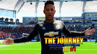 FIFA 18 THE JOURNEY #1 | BRASIL - O INICIO (ALEX RETURNS PORTUGUÊS)