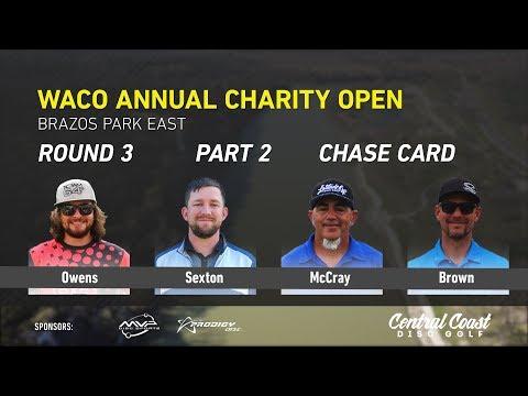 2018 W.A.C.O Rd 3 Pt 2 (Owens, Sexton, McCray, Brown)
