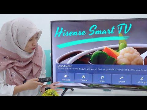"""Nyobain Smart TV 40"""" Budget 3 Jutaan! Youtube & Netflix Tinggal Pencet"""