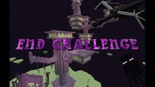 En heks dræber Davin | Minecraft: End Challenge [3]