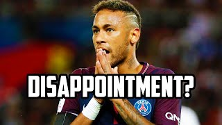 What's Happening to Neymar's Career?