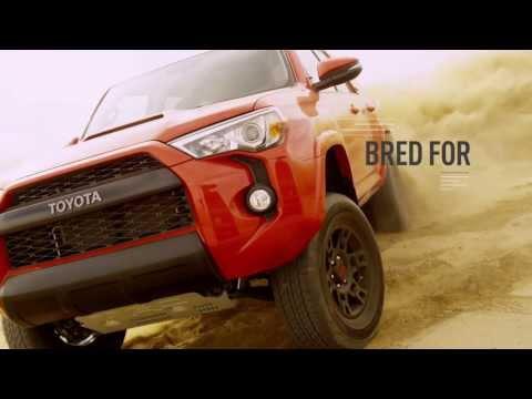 2015 Toyota TRD Pro lineup