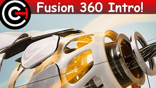 Getting Started With Fusion 360 for 3D Printing - #1