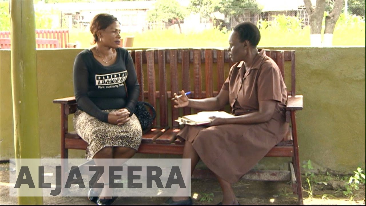 How grandmothers help fight depression in Zimbabwe