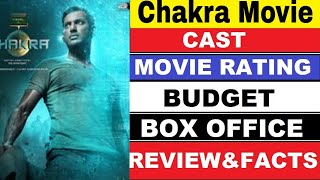Chakra (2021) New Hindi Dubbed Full Movie Review & Fact   Vishal, Shraddha Srinath