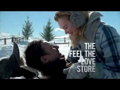 Peoples Jewellers Holiday Commercial 2011 Feel the Love
