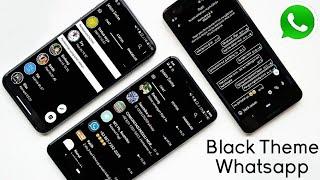 Download lagu Cara Mengubah Tema Whatsapp Menjadi Gelap/Hitam