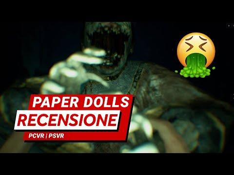 Paper Dolls - la recensione (PSVR, Oculus Rift, HTC Vive)
