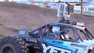Rc Cwr Losi 5ive Takes On The Track At Bfrc