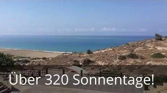 Zypern Urlaub November Wetter