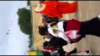Santa Ana Hueytlalpan cierre de carnaval 2016 barrio teco