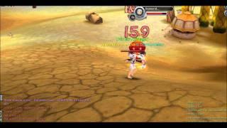 Fiesta Online: Lvl 70 Killing Lvl 95 Nest Slime