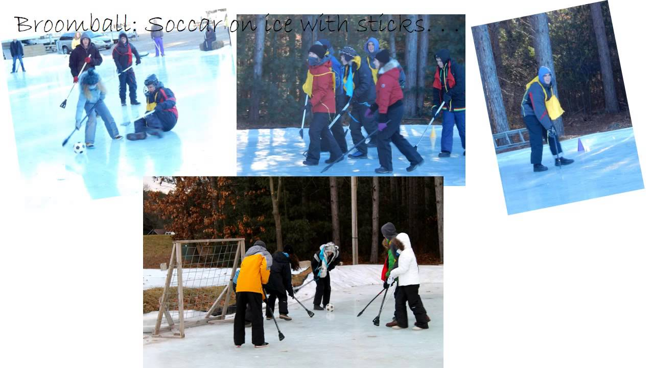 Winter Camp video - YouTube