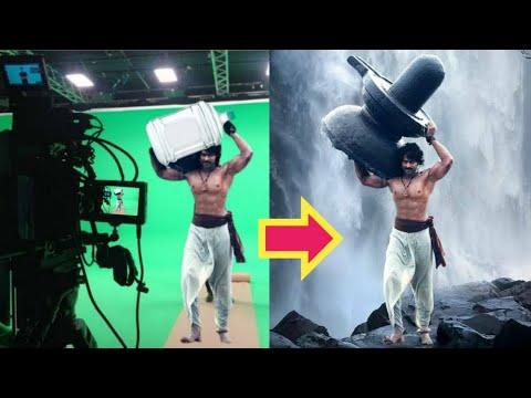 कैसे हुई बाहुबली 2 की शूटिंग देखिए पूरी वीडियो  bahubali 2 VFX breakdown ?