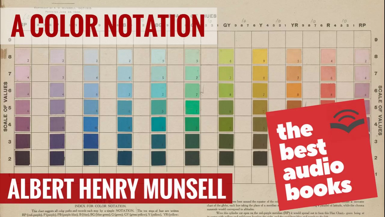 A color notation by albert henry munsell audiobook art design a color notation by albert henry munsell audiobook art design architecture nvjuhfo Gallery