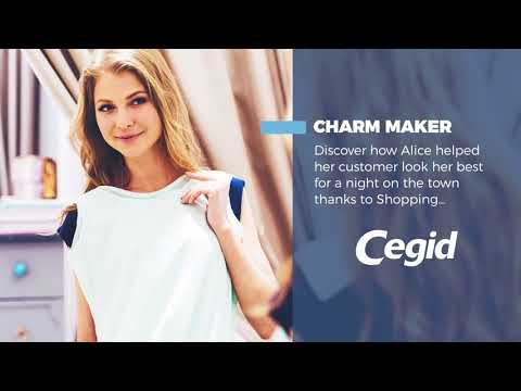 Cegid France at IndustryForum Retail 2018 (Spotlight)