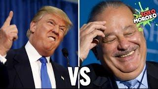 5 Mexicanos más Ricos y Poderosos que Donald Trump | Listas DeToxoMoroxo