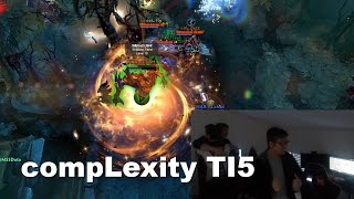 compLexity Going to Seattle TI5 HYPE