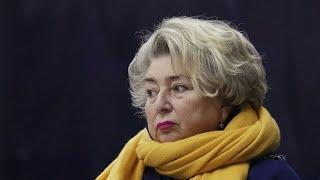 Тарасова отреагировала на обвинения американского журналиста