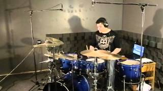 30 Seconds to Mars - Attack ( Drum Cover of Shannon Leto )
