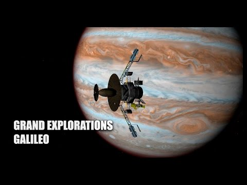 Grand Explorations: Galileo - Orbiter Space Flight Simulator 2016