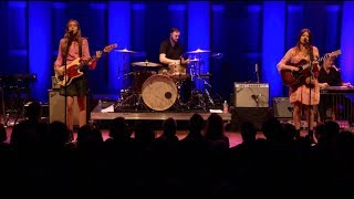 """First Aid Kit - """"It's A Shame"""" (Recorded Live for World Cafe)"""