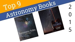 9 Best Astronomy Books 2015