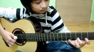 Тема Пираты Карибского моря The guitar version НА ГИТАРЕ + ТАБЫ