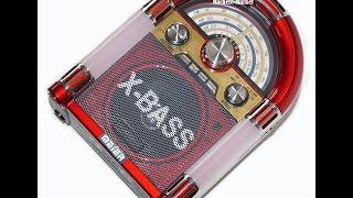 Радиоприемник Usb/TFMP3 Player Meier M-U65 c часами купить