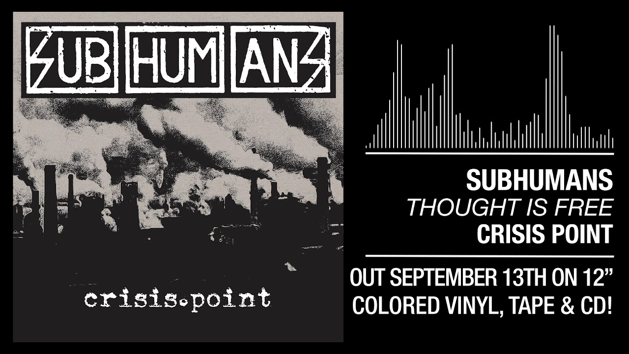 Subhumans – Crisis Point | Echoes And Dust
