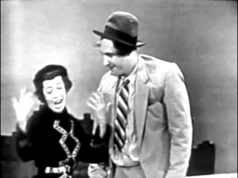 SID CAESAR: Slowly I Turned YOUR  OF S  VERY rare sketch