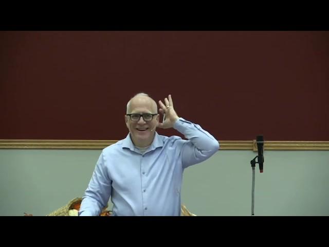 Bible Study · 191023 · VBC Livestream